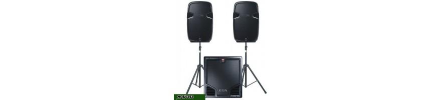 bafles - speakers