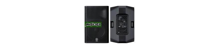 cajas acusticas activas - bafles activos