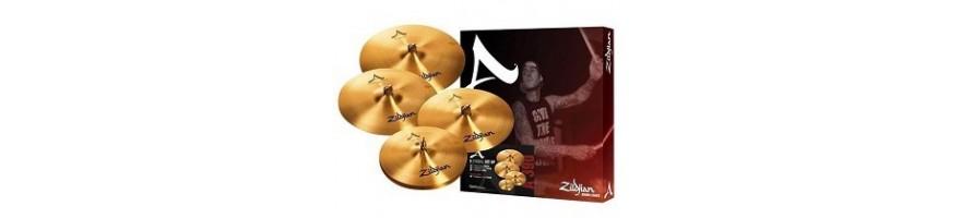 juegos de platos cymbal sets