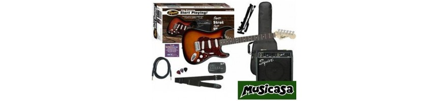 Packs guitarra electrica