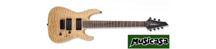 7-string. guitarra electrica 7 y 8 cuerdas