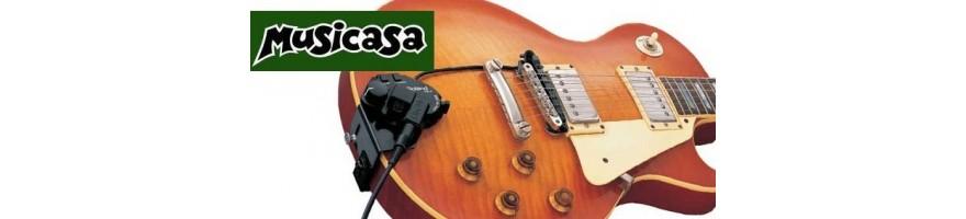 guitarras MIdi -modeladoras