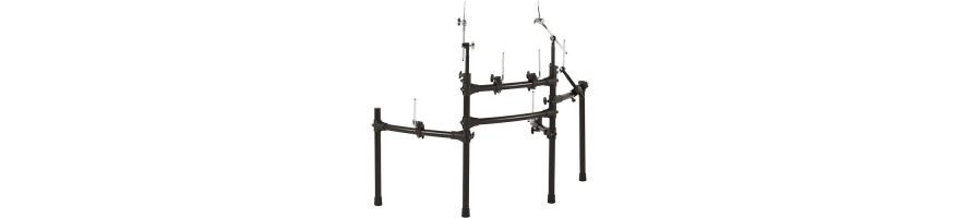 rack stand bateria digital