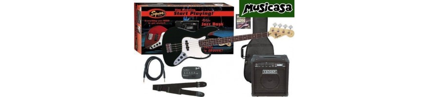 packs de bajo - lotes completos