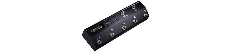 switch - pedal conmutador amplificador