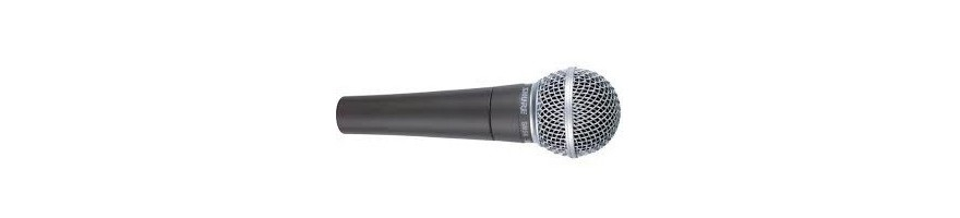 vocal microphones