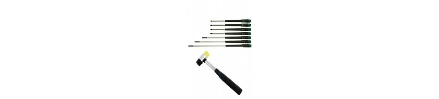 herramientas para instrumentos de viento