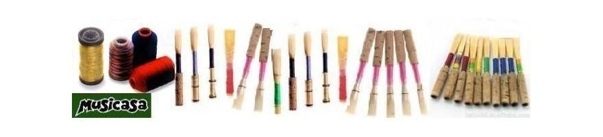 cañas oboe