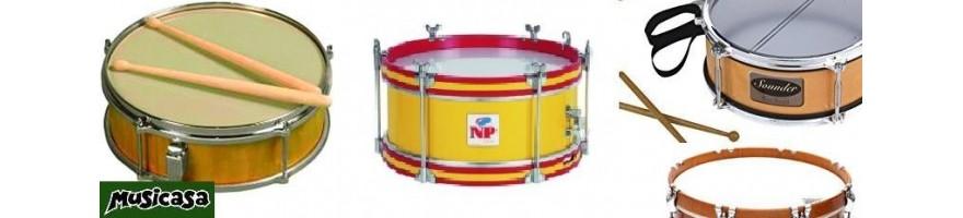cajas y tambores escolar