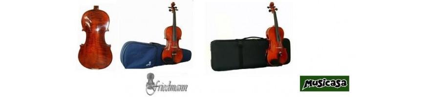 violines estudio