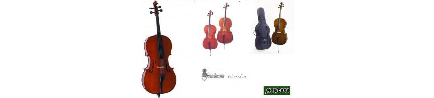 violoncelos estudio