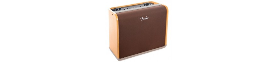 amplificadores guitarra acustica y otros instrumentos acusticos