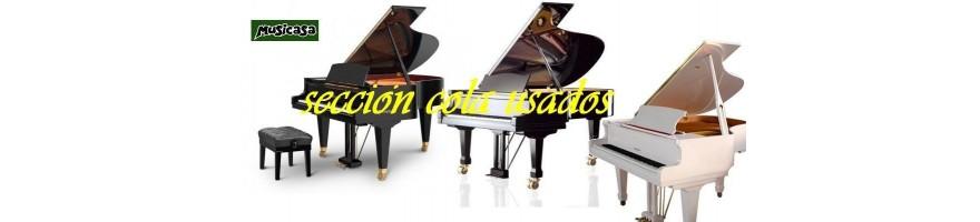 Pianos de Ocasión y usados