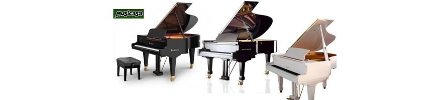 Pianos nuevos yamaha steinway kawai bosendorfer bechstein