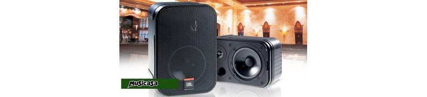 instalacion - cajas acusticas