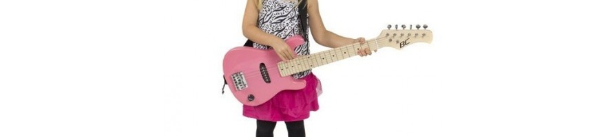 Juniors-guitarra electrica infantil