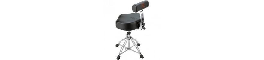 drum throne -stool