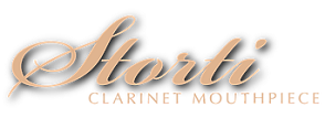 STORTI CLARINET MOUTHPIECE