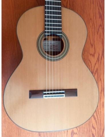 BURGUET JM signature guitarra clasica cedro