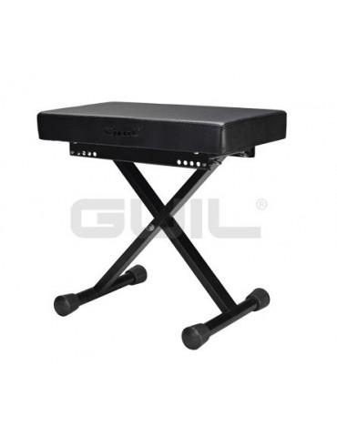 GUIL BQ-02 banqueta de teclado profesional