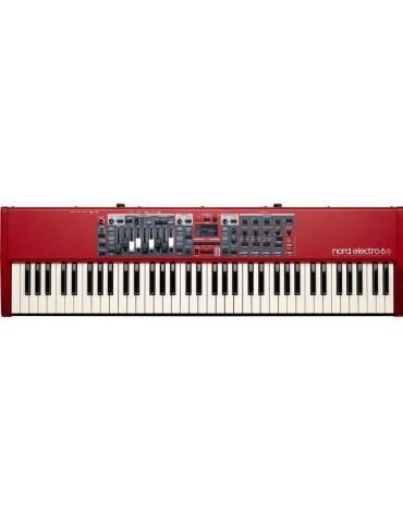 copy of Nord Electro 6D sintetizador de 73 teclas