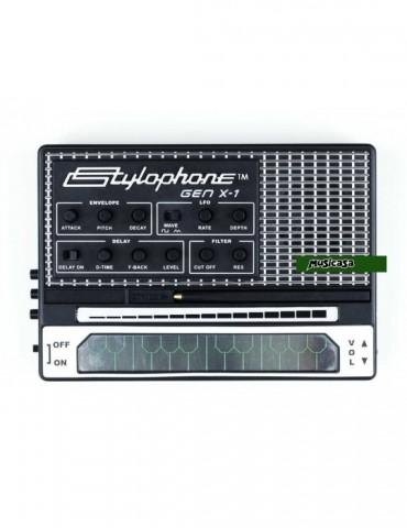 STYLOPHONE GEN X-1 Sintetizador analógico portátil con altavoz incorporado
