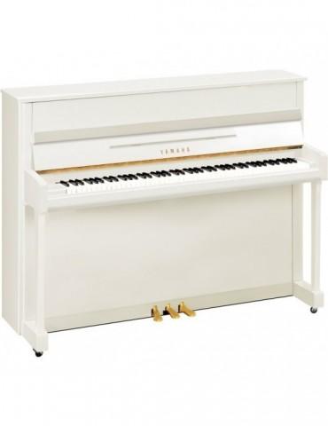 YAMAHA B-2 SG WH piano con silent color blanco