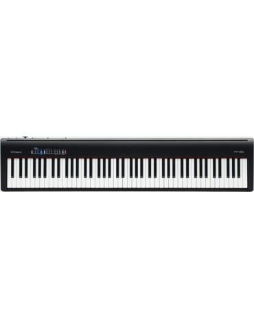 ROLAND FP30 digital piano black or white