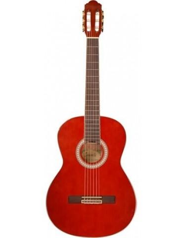 """PURAVIDA SC-03901 SPRUCE TOP Guitarra Clasica 4/4 39"""" Tapa de Picea"""