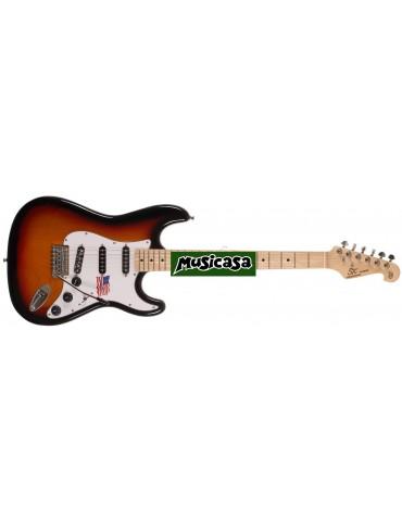 BURGUET 2M guitarra, tapa...