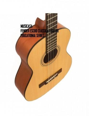 FENDER ESC80 CLASSICAL GUITAR 3/4 Educational Series