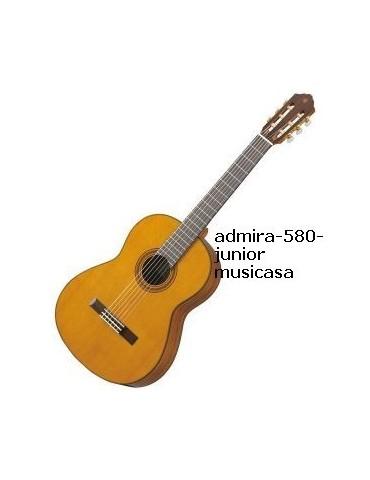 ADMIRA 580 Bubinga Guitarra clasica CADETE
