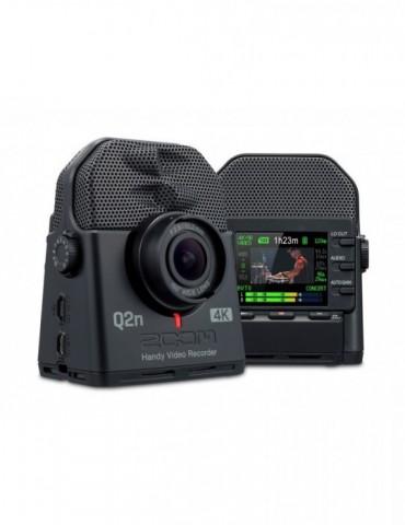 Zoom Q2n–4K – Grabadora de audio y vídeo de Alta definición 4K