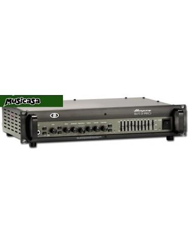 AMPEG SVT-3 PRO Cabezal 450watt. Graphic EQ:  9 band