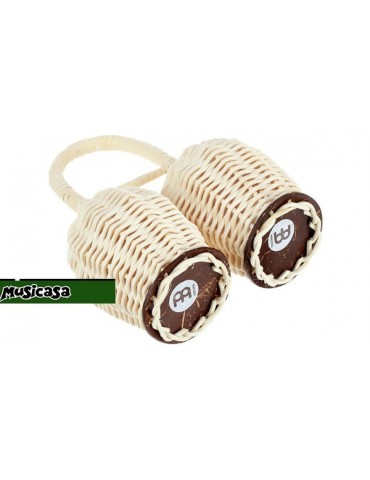 MEINL DO-1 DOUBLE SHAKER Rattan with coconut bottom