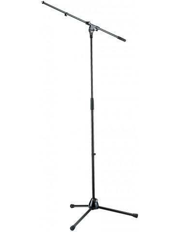 KM 21020B BOOM MIC STAND  Pie de Microfono Jirafa  85181095