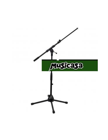 KM 25935 MICROPHONE STAND BLACK SHORT