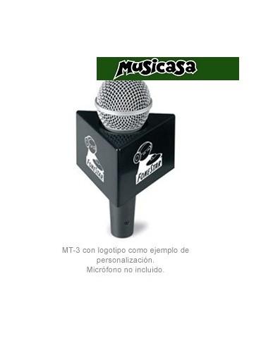 FONESTAR MT-3 TRIANGULO PUBLICIDAD PARA MICROFONO
