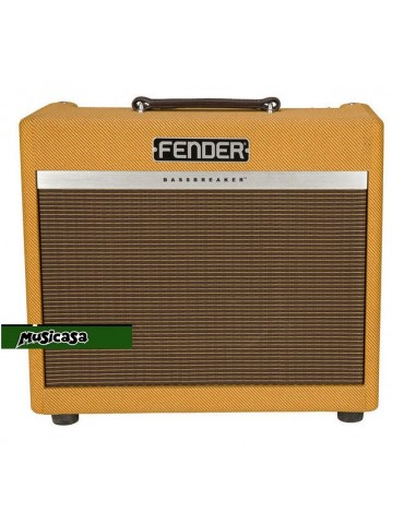 FENDER BASSBREAKER 15 LTD TWEED 2262006012 YA SE PASO