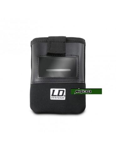 LD SYSTEMS BP POCKET 2 TRANSMITTER BAG Bolsa para petaca