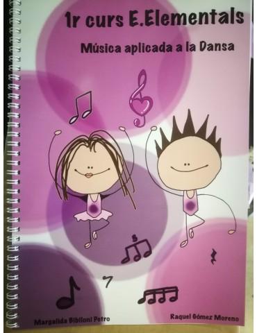 1r CURS E. ELEMENTALS- MÚSICA APLICADA A LA DANSA
