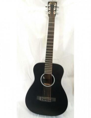 MARTIN LX BLACK LEFT LXB LK-L Little Martin Acoustic GUITAR ZURDA