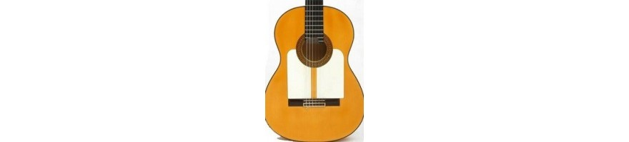golpeadores guitarra clásica -española -flamenca