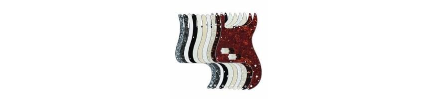 golpeadores bajo - bass guitar pickguard
