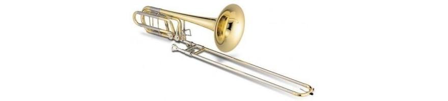 Boquilla trombón bajo