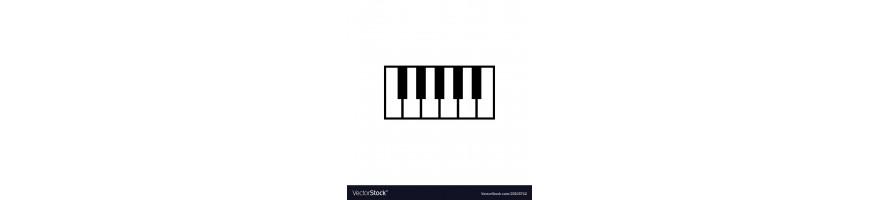 repuestos reparacion piano
