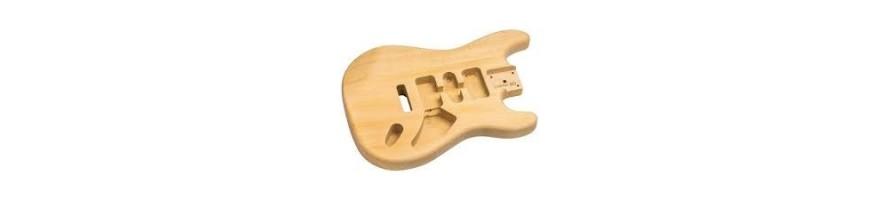 cuerpos de guitarra - guitar body