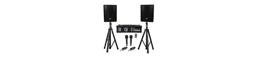 accesorios sonido profesional