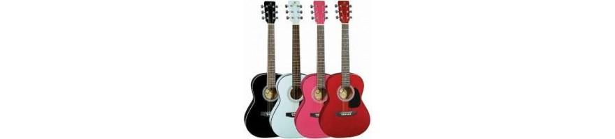 guitarra acustica infantil