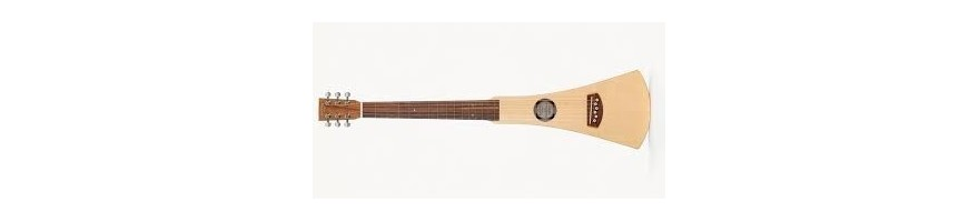 acoustic travel guitar